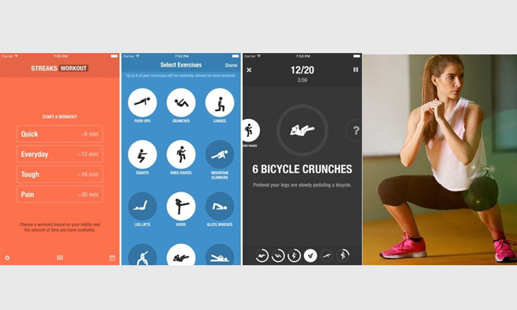 Download Fitness App Free