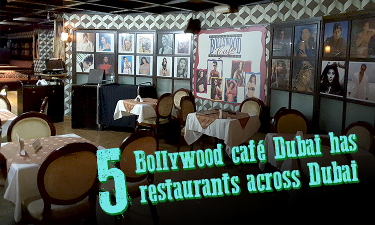 Bollywood Cafe's