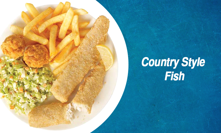 Country Style Fish