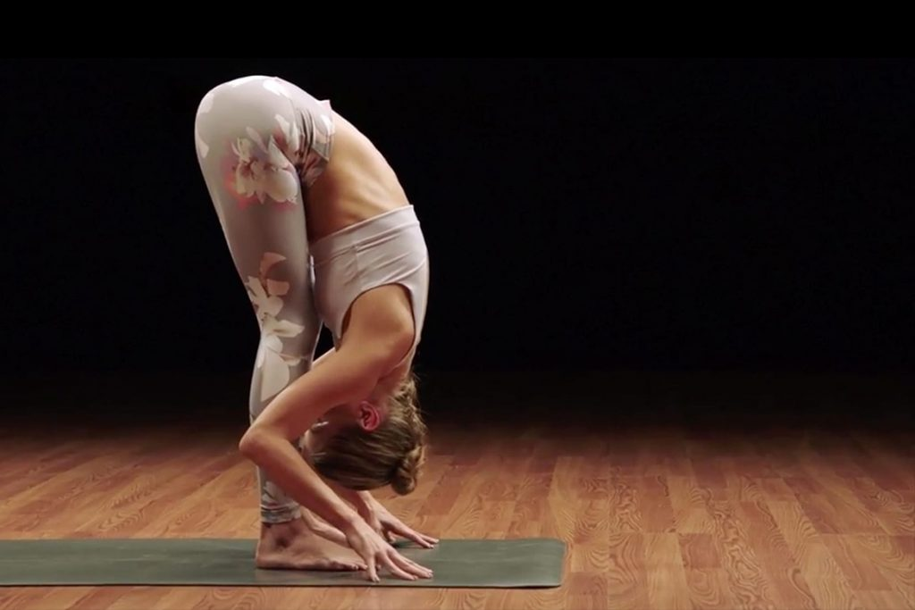 The Uttanasana - HealthNews24Seven
