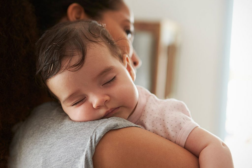 techniques to get your newborn fall asleep