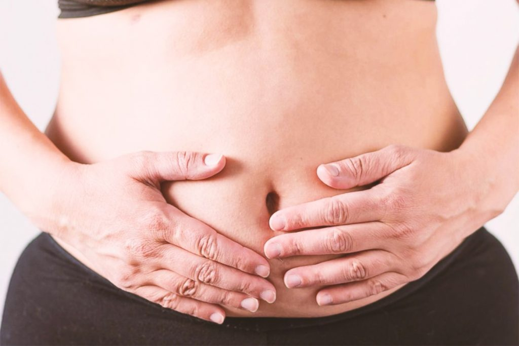 bloating during PMS