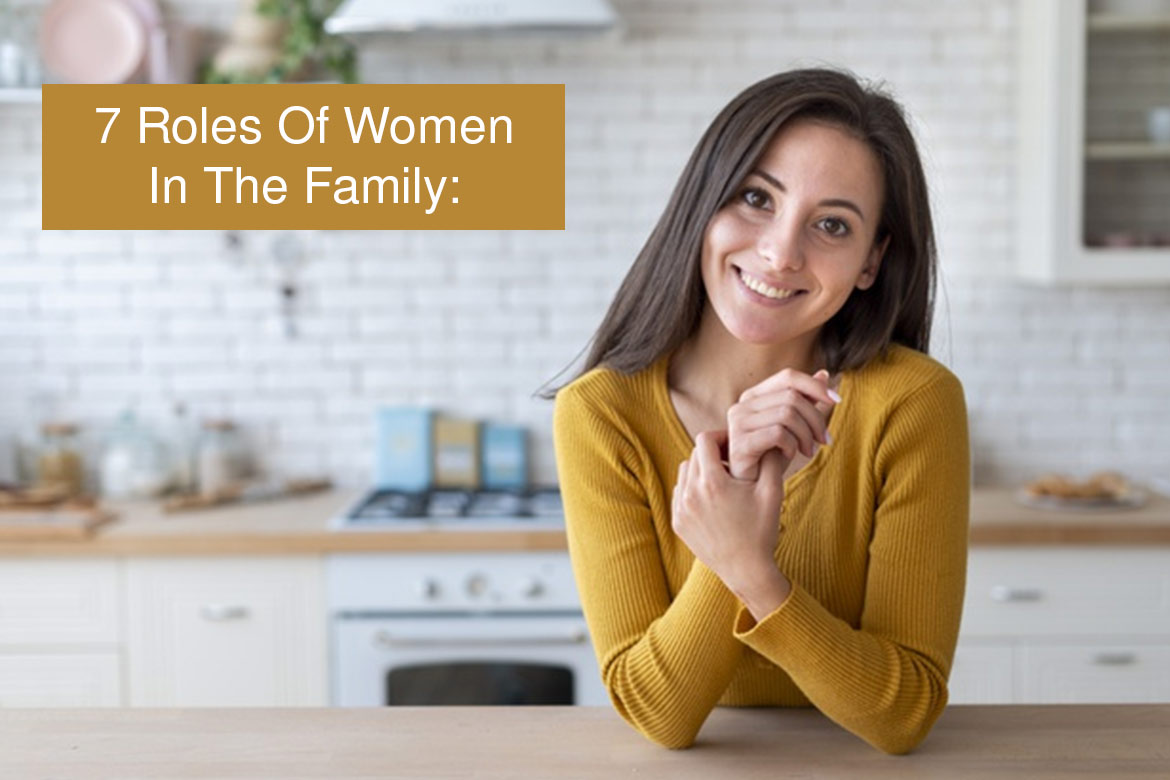 7 roles of a women - HealthNews24Seven