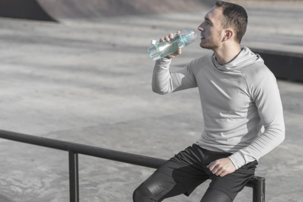 drink lots of water - HealthNews24Seven
