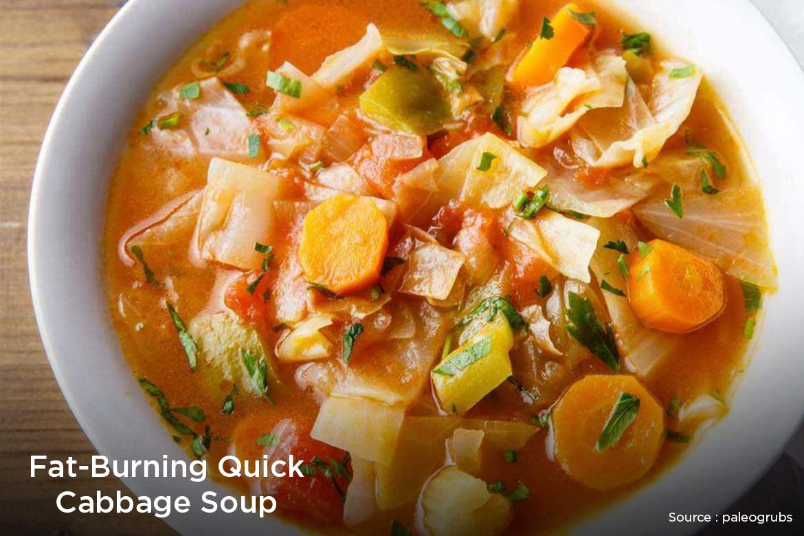 Fat-Burning-Quick-Cabbage-Soup