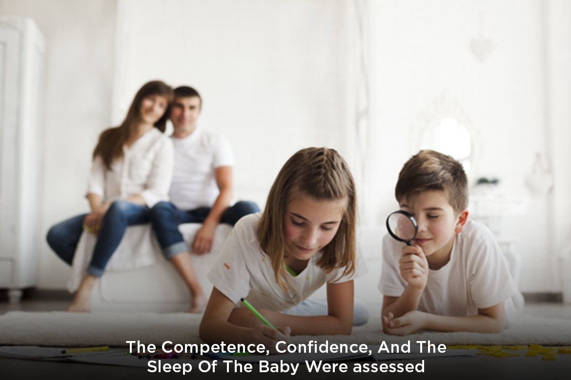 The-Competence,-Confidence,-And-The-Sleep-Of-The-Baby-Were-assessed