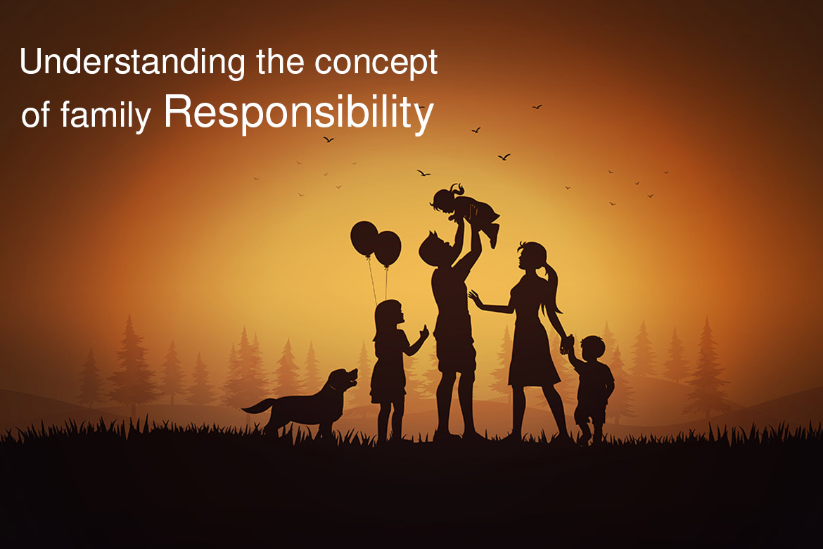 understanding the cncept of family responsibilities
