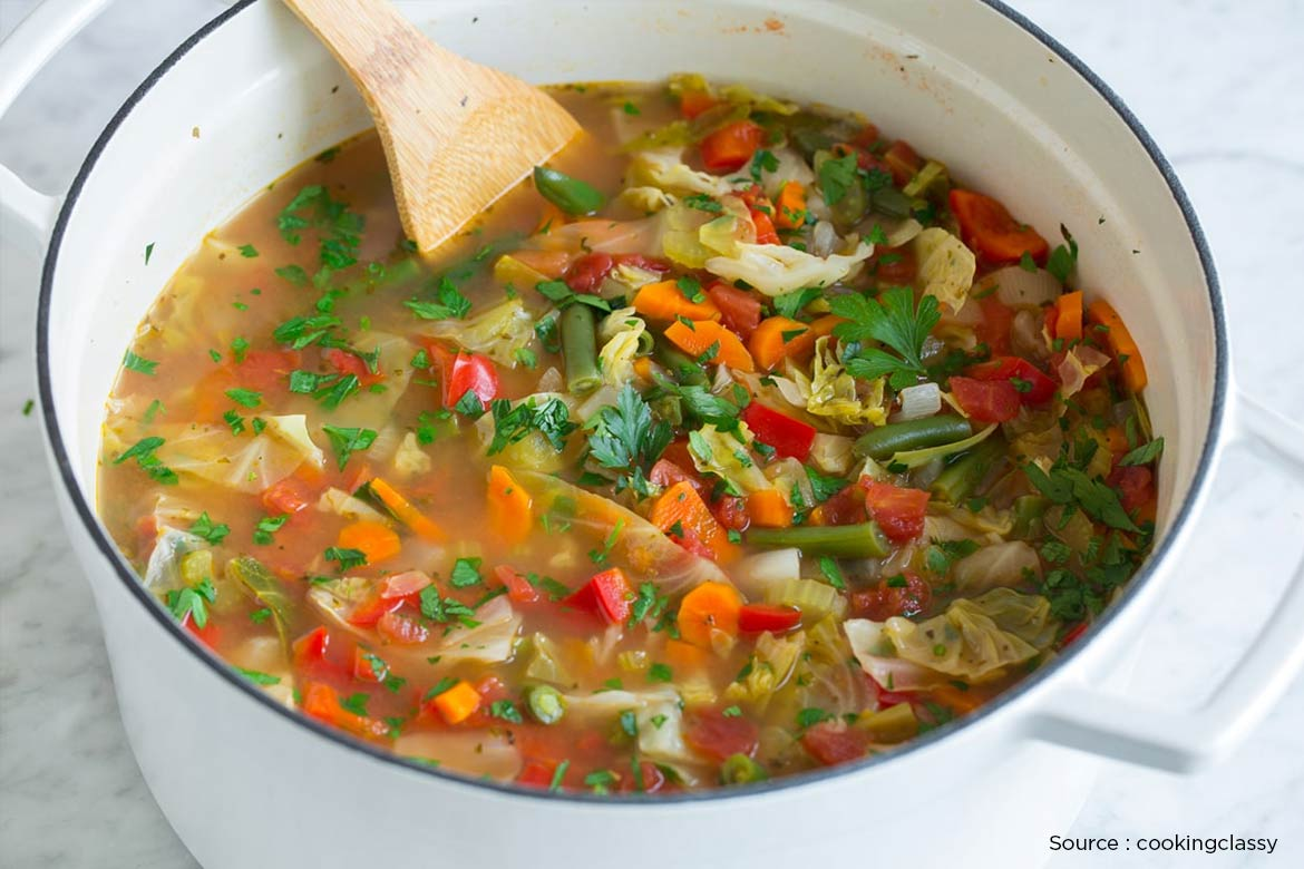 easy cabbage soup