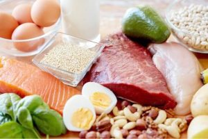 protein rich foods for weight loss