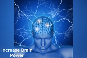 increase brain power
