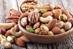 nuts and seeds to boost metabolism