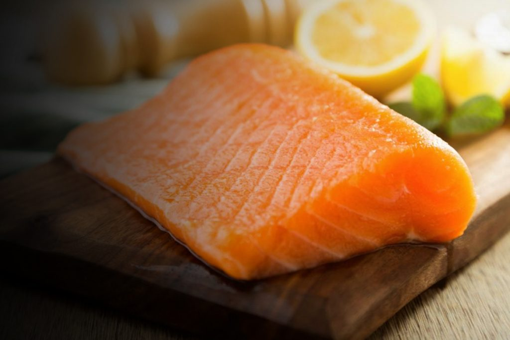 oily fish for weight loss