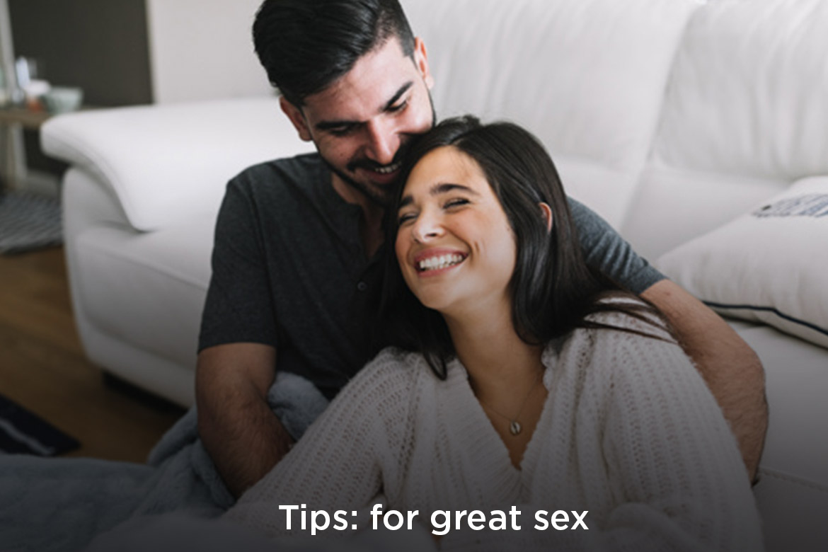 tips for great sex