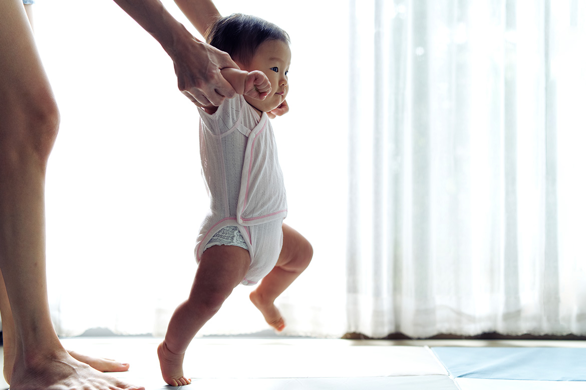 how can you help your baby in growth and development