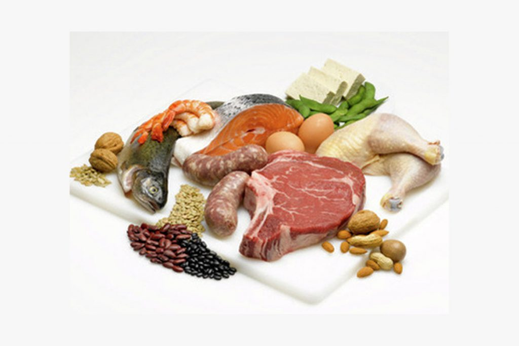 lean meat and poultry products
