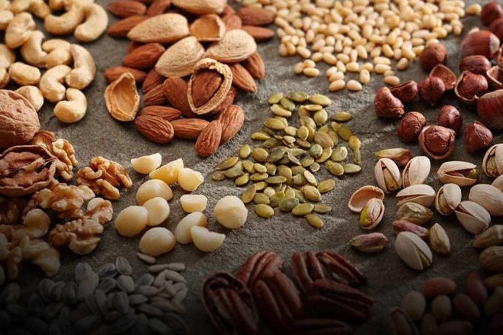 nuts-and-seeds - HealthNews24Seven