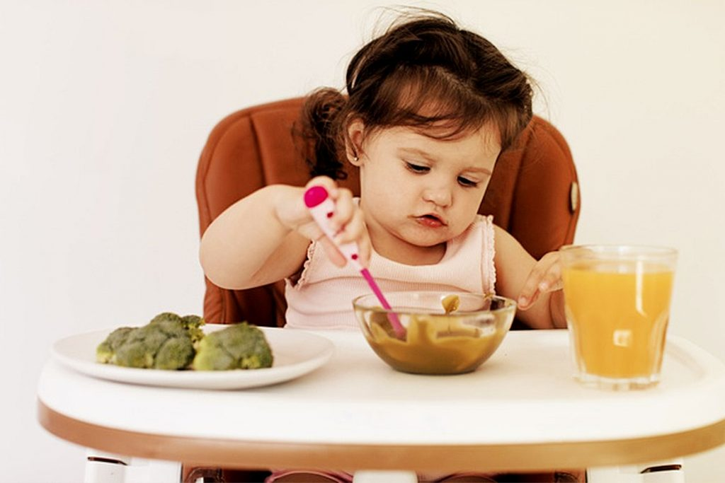Indication To Start Solids