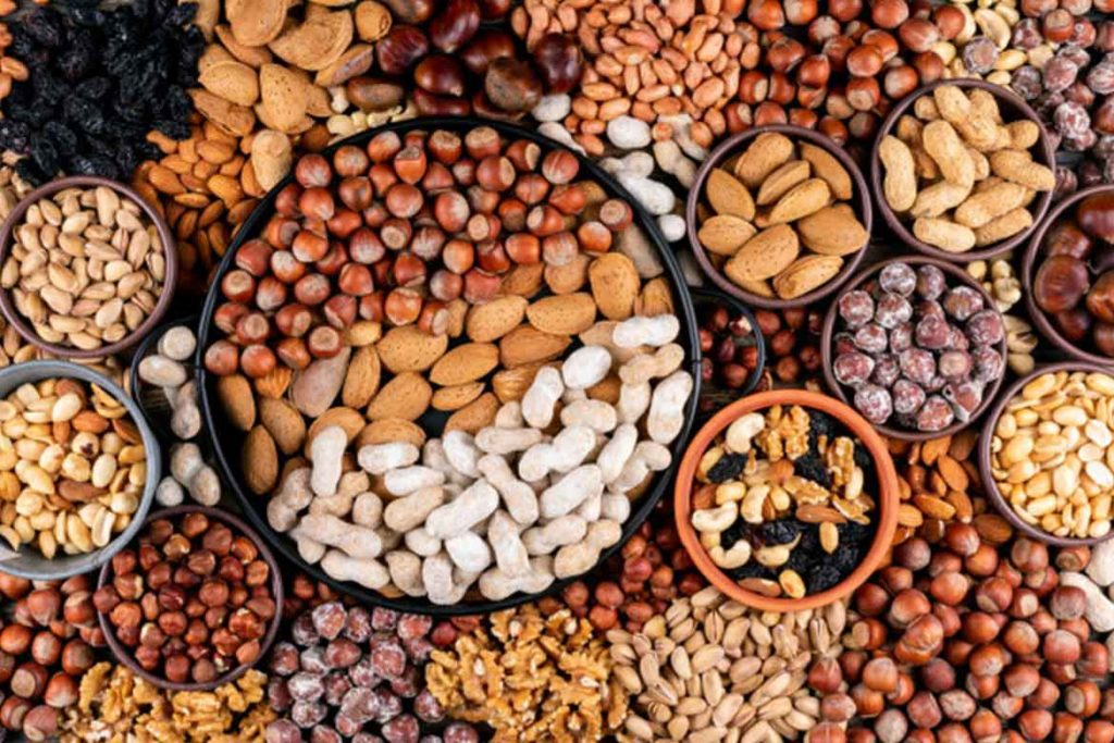 FRUITS, DRY FRUITS AND NUTS