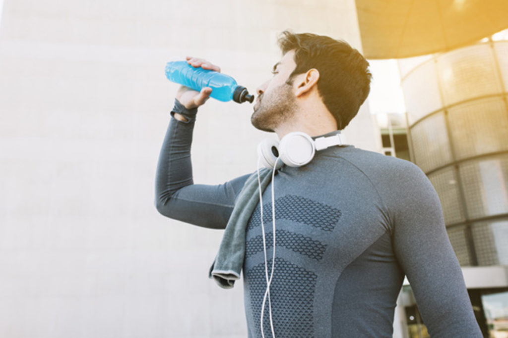 AVOID ENERGY DRINKS AND SUGARY SUBSTANCES