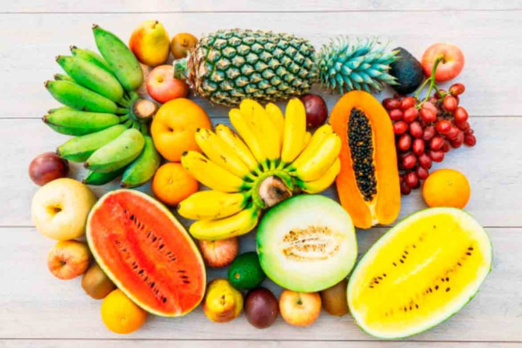 Fruits are also antiallergic
