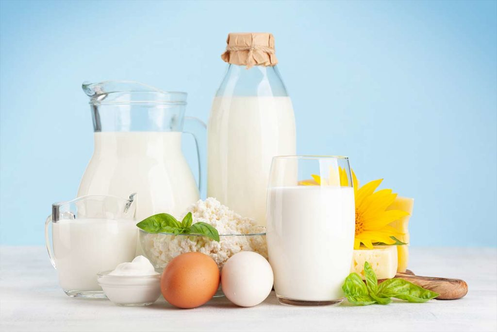Dairy Products are Healthy in every form