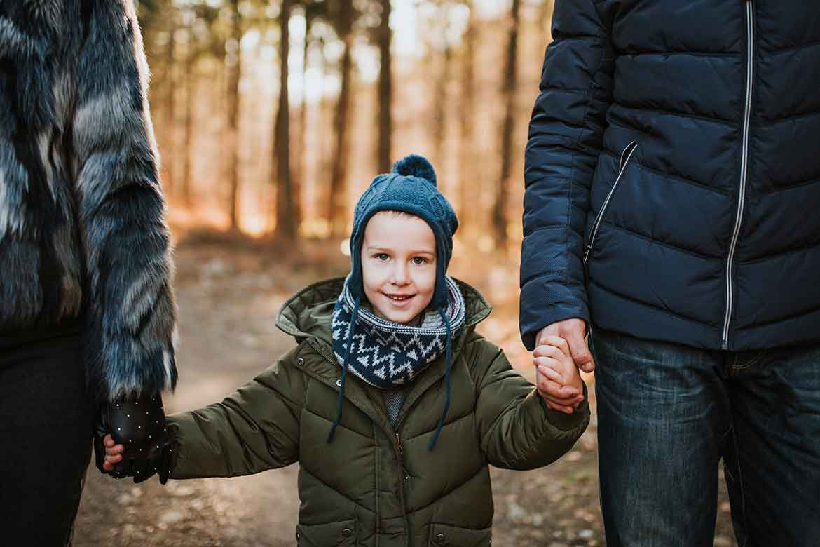 co-parenting rules for divorced couples